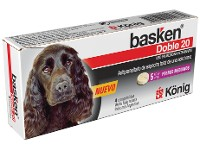 Basken doble 20 perros medianos