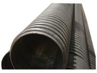 Caño tubo corrugado 400 mm x 5.8 mts.