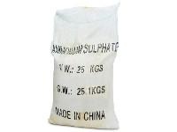 Sulfato de Amonio x 25 kgs. CALISTER