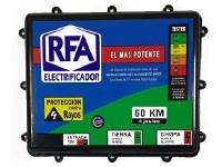 Electrificador RFA 12v 60 km. (4 Joules)