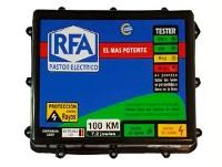 Electrificador RFA combinado 100 km (7 Joules)