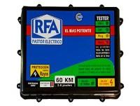 Electrificador RFA combinado 60 km. (4 Joules)