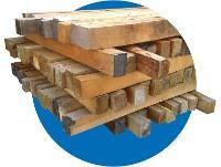 Piques de manga de segunda 1.60mt eucaliptus