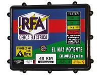 Electrificador RFA 12v  40 km.