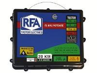 Electrificador RFA 12v  20km. (2 Joules)