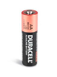Pilas chicas AA x 1 DURACELL