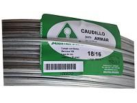 Alambre CAUDILLO 18/16 ( 800mts)