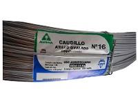Alambre CAUDILLO Atillo N° 16 x kg