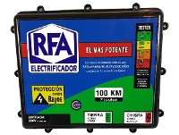 Electrificador RFA 12v 100 km. (7 Joules)
