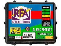 Electrificador RFA combinado 40 Km (3 Joules)