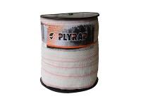 Cinta p/electrico PLYRAP 400 m.8h x3.2cm