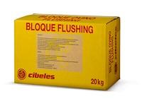 Bloque CIBELES Flushing x 20 kgs amarillo