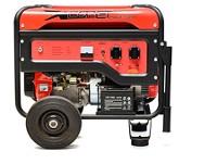 Generador COMET SRGE 7500 D 6.5 KW (4 tiempos)
