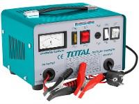 Cargador d/bateria 12/24V indust. TOTAL TBC1601