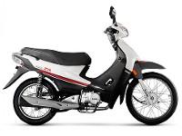 Moto ZANELLA Pollerita ZB 110 G4