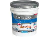 CLOROTEC Pastillas Triple Acción (200 grs) x 50 kgs