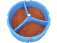 Salero polietileno impermeable capacidad 70 Kg.