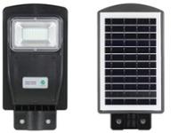 Foco calle solar con sensor de movimiento 20w frio Sol-310