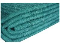 Esponja fibra BEAR-TEX verde