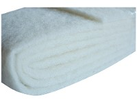 Esponja fibra BEAR-TEX blanca