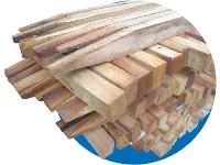 Piques de segunda con punta 1.40mt eucaliptus