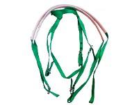 EFEKA Rienda y cabezada cinta color